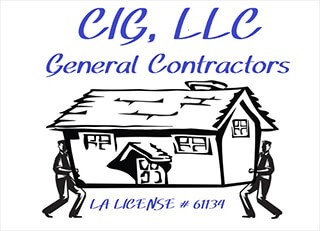 CIG General Contractors, serving Louisiana and the Gulf States